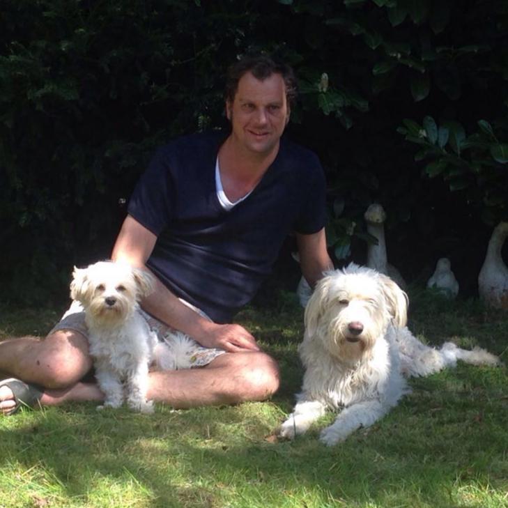 Rick, Hetty en Sjenkie